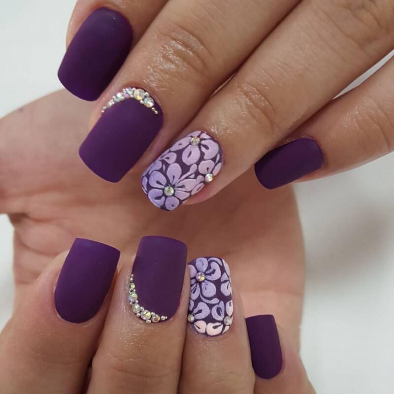 Красивый Маникюр На Очень Короткие Ногти Фото
