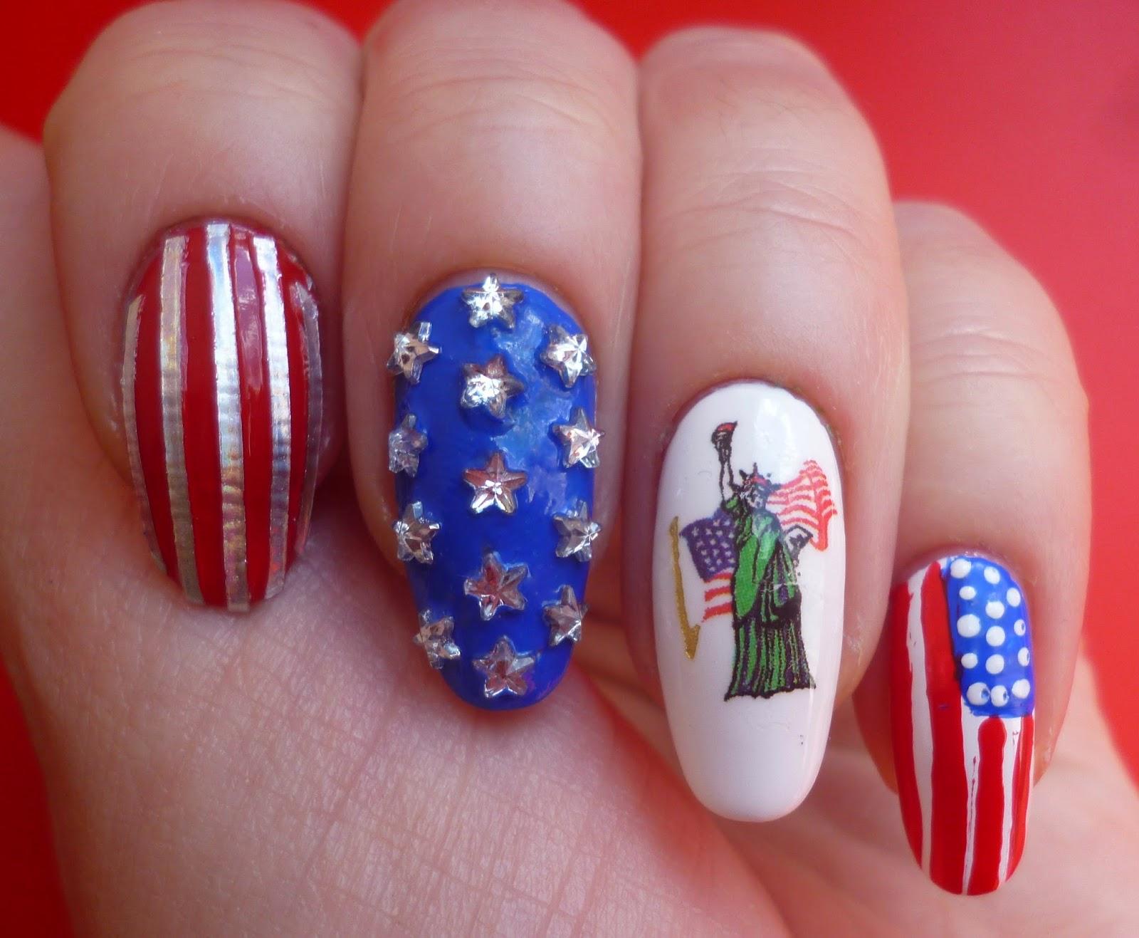 Американский маникюр – цена в Москве