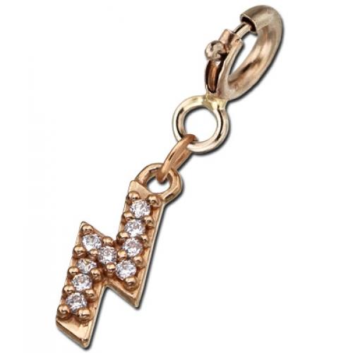 Золотые украшения для ногтей