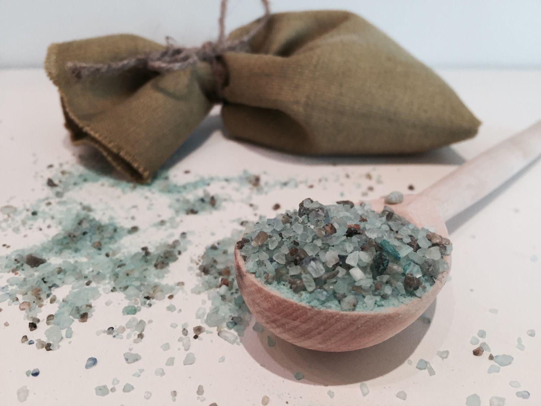 Для ногтей соль с йодом