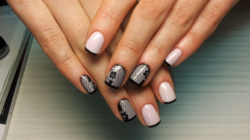Маникюр и дизайн ногтей