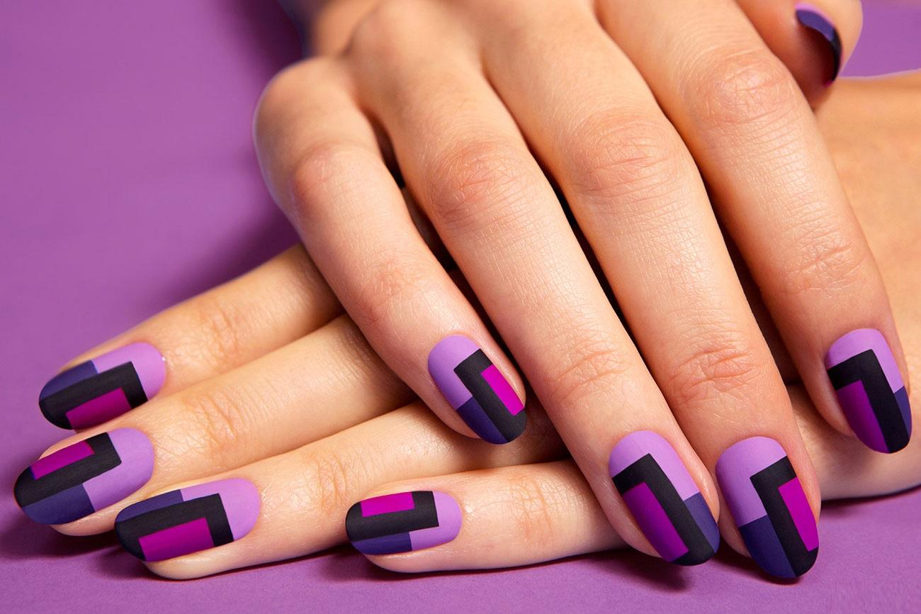 Необычный дизайн ногтей гель лаком фото