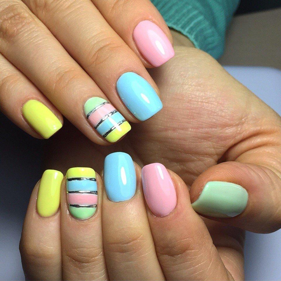 Дизайн ногтей фото новинок