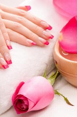 Парафинотерапия и акриловые ногти