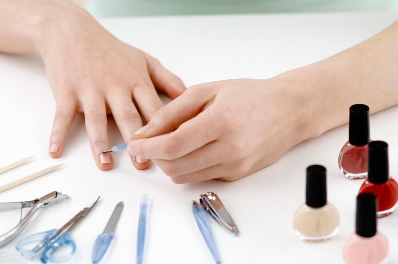 Как правильно красить ногти в домашних условиях? - allWomens 40
