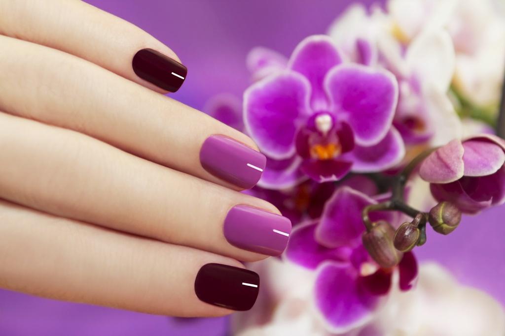 Наращивание ногтей акрилом - ПОШАГОВО (ФОТО и ВИДЕО )