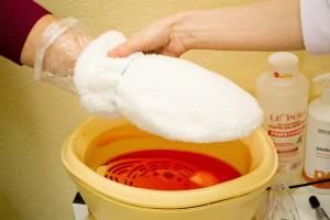 Ванночки для ногтей и рук