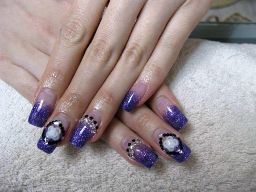 для засолки ногти нарощенные фиолетовые картинки узнать