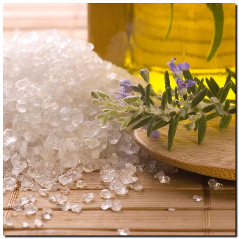 солевую ванну
