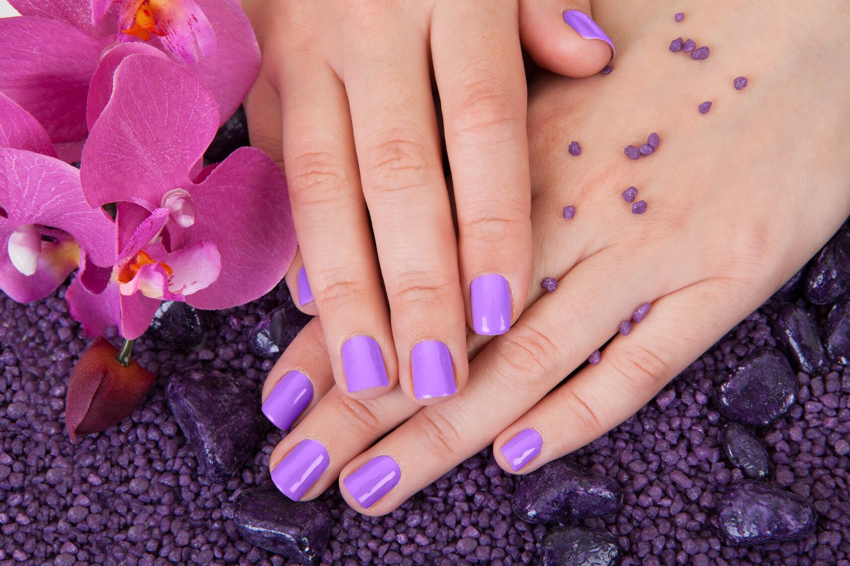 фотографии ногтей в хорошем разрешении вспомнились лекции клинической